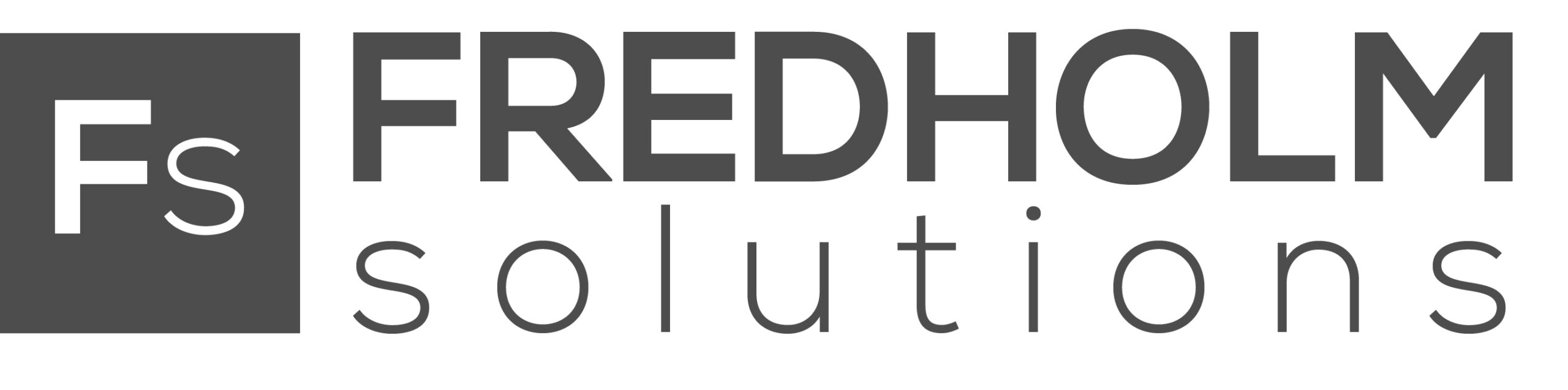 Fredholm Solutions